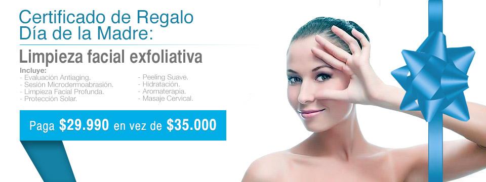 Limpieza Facial Exfoliativa